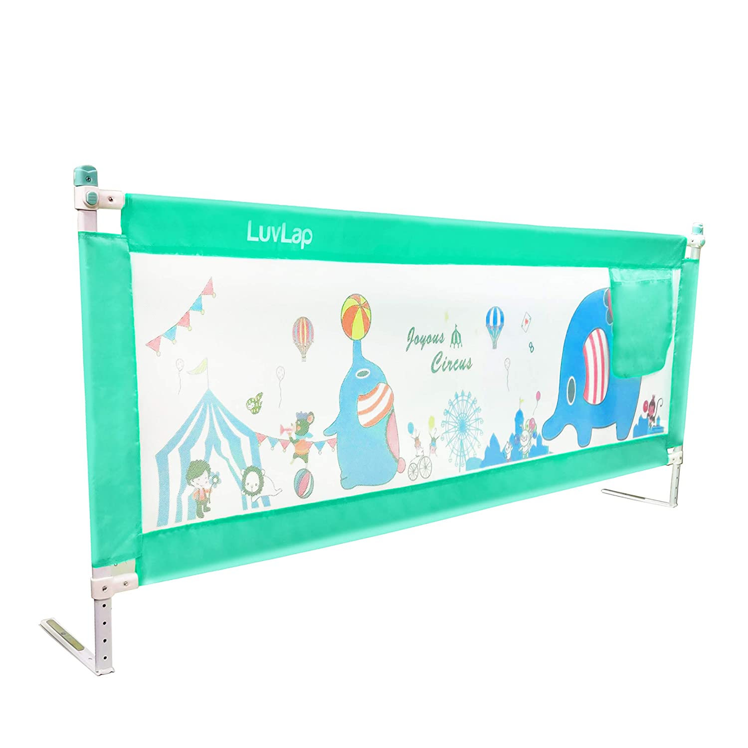 LuvLap Bed Rail Guard for Babies