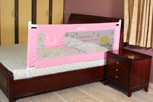 Vic Kid Bed Rail Guard for Baby Safety