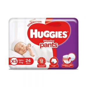 Huggies Wonderpands Baby Diapers