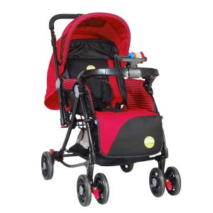 Tiffy and Toffee 3-in-1 Baby Stroller