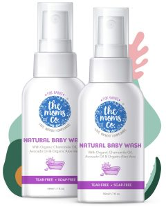 The Moms Co. Natural Baby Body Wash
